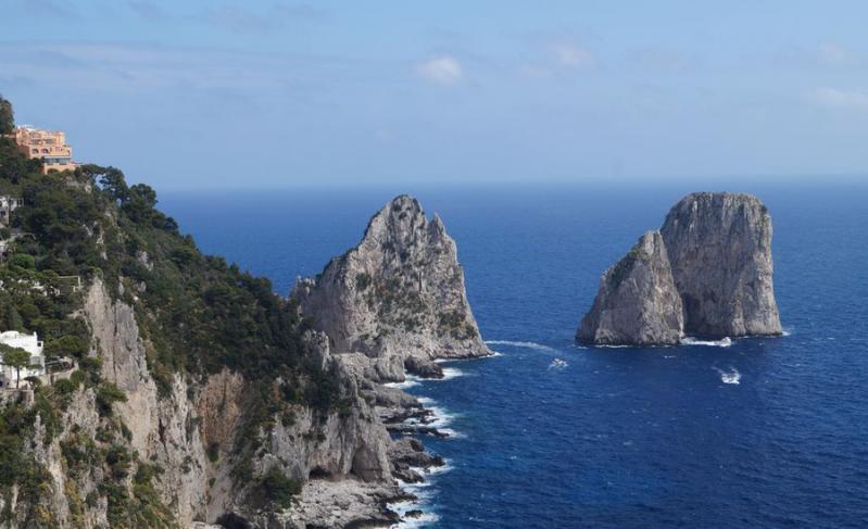 Szilveszter Dél-Itáliában: Nápoly, Pompeji, Amalfi, Capri