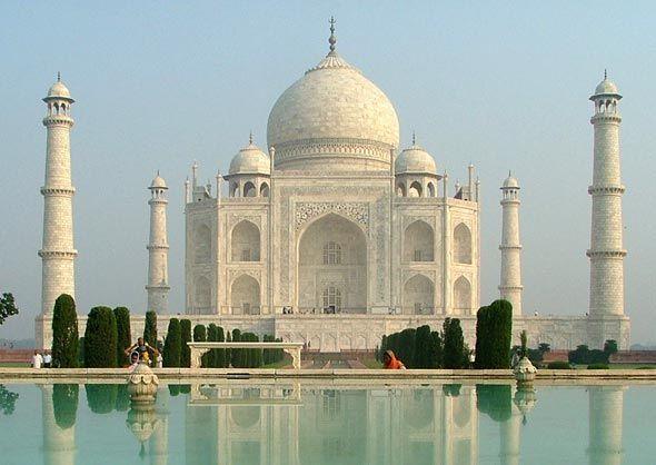 India - Aranyháromszög