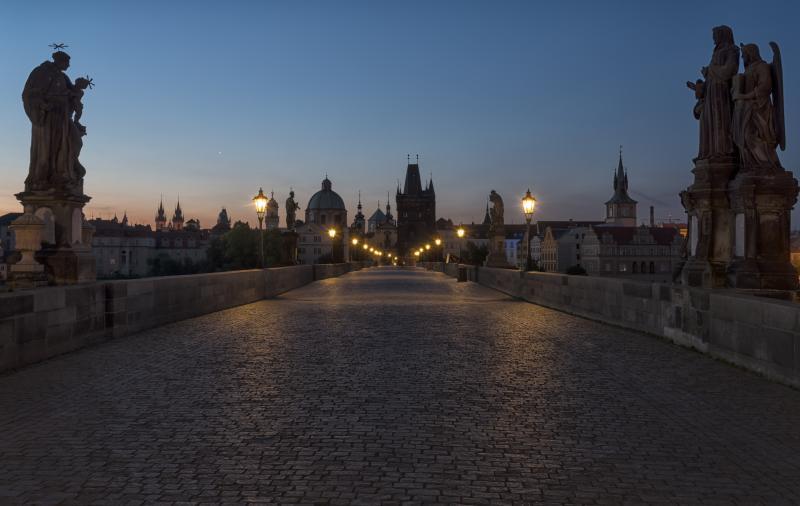 Csehország látványosságai