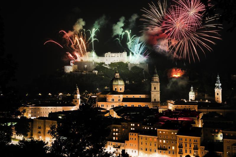 Szilveszter Ausztriában