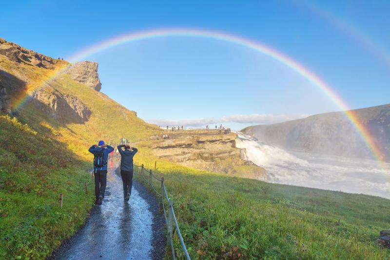 Izlandi hétvége, partvidék - A déli partvidék természeti látnivalói között