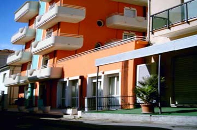 Residence OLIMPO - Rimini Marina Centro
