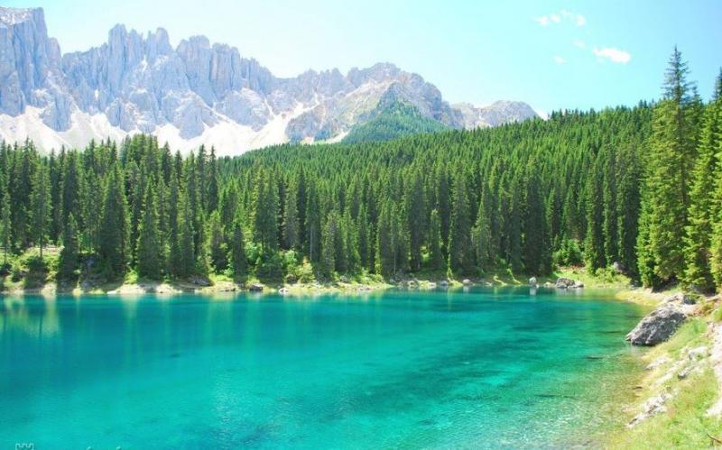 Tirol, Bajor kastélyok, Dolomitok II.