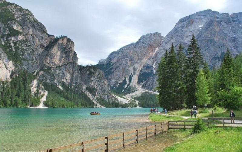 Dél-Tirol - az Alpok szerelmeseinek - kirándulással Európa Tibetjébe, a svájci Graubündenbe