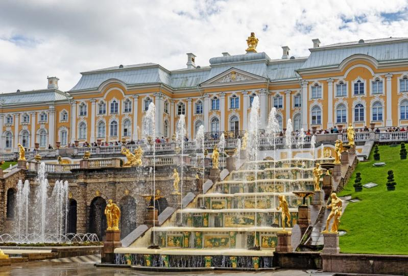 A Balti Államok és Szentpétervár