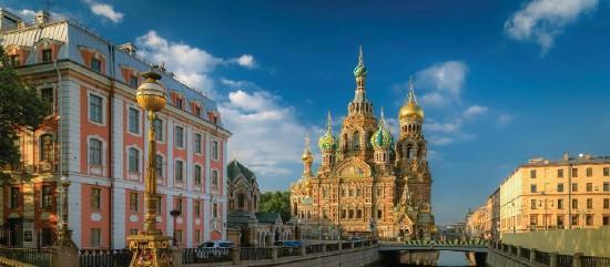 Szentpétervár - Észak Velencéje
