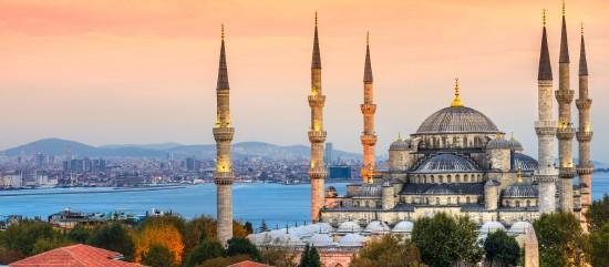 Isztambul: 3 város - 2 kontinens