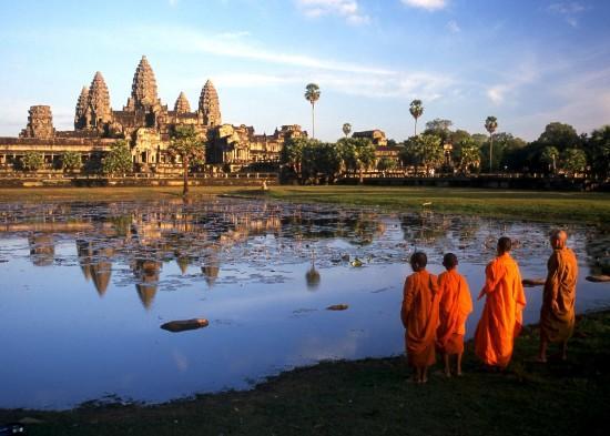 Vietnam - Laosz - Kambodzsa: Indokínai csodák, csodája ...