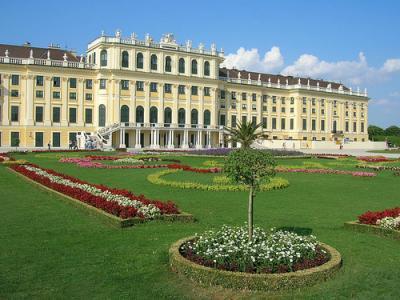 BÉCS - Schönbrunni-i kastély