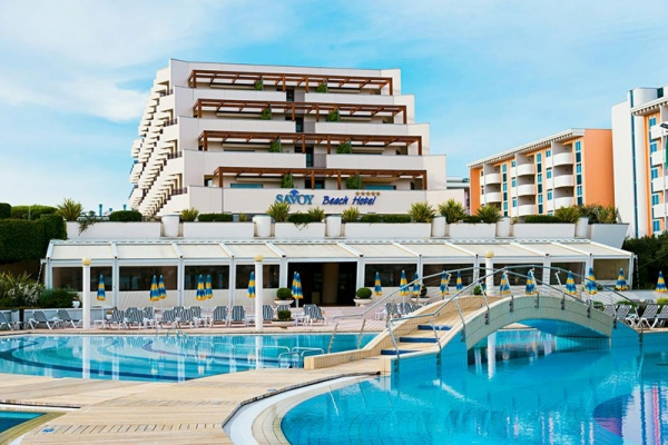 Savoy Beach Hotel and Spa *****