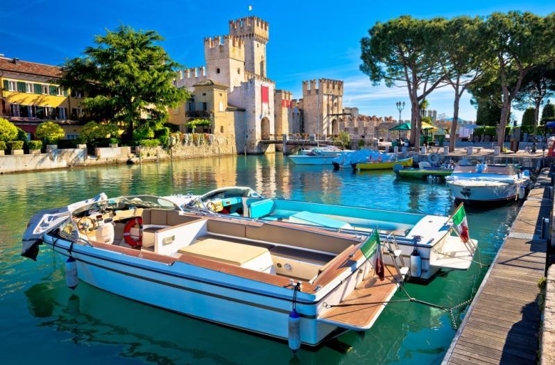 Garda-tó & Trento kincsei