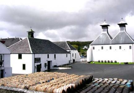 Skót whisky túra