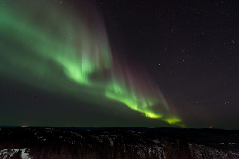 Norvégi fények