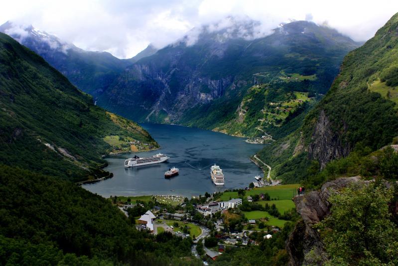 Norvégia utazás