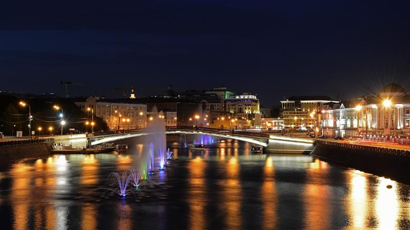 Moszkva és Szentpétervár városlátogatás