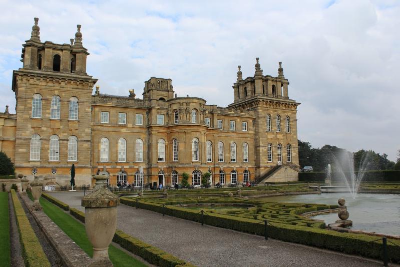 Blenheim kastély