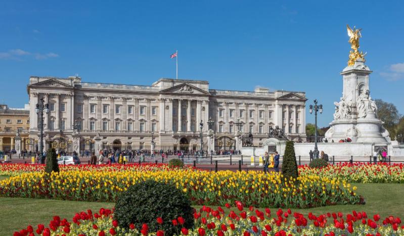 London - Buckingham Palota