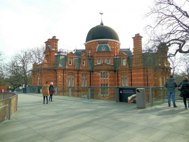Greenwich - Obszervatórium
