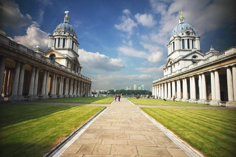 Greenwich - Old Royal Naval College