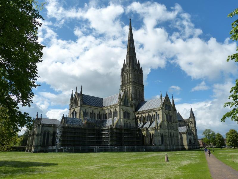 Salisbury - Katedrális