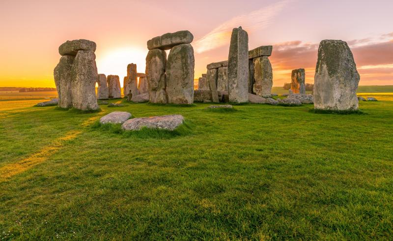 London - Oxford - Stonehenge - busszal 2021