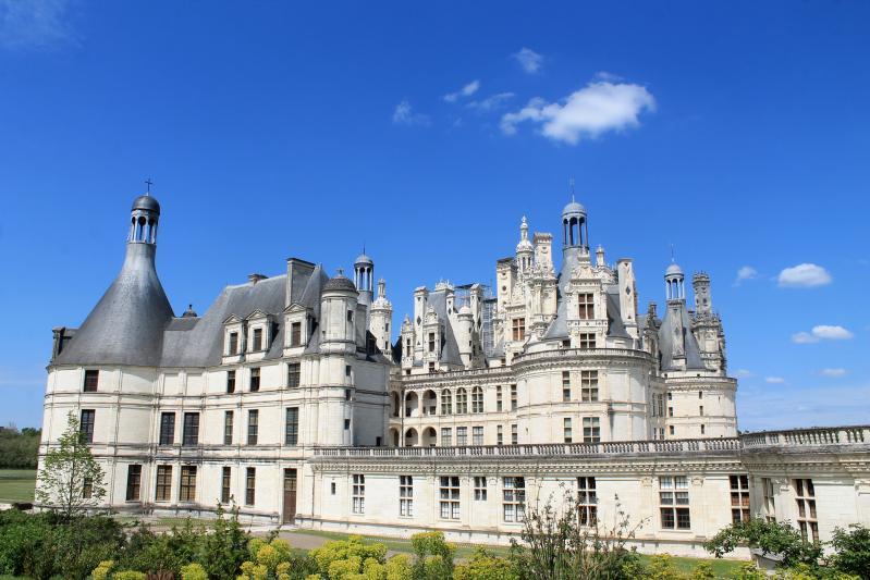 Versailles és a Loire völgyi kastélyok|2