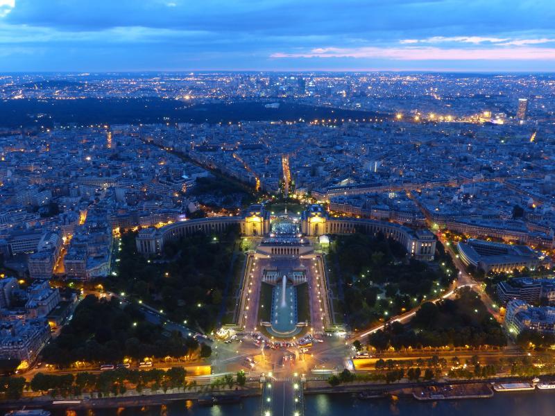Párizs utazás repülővel|2