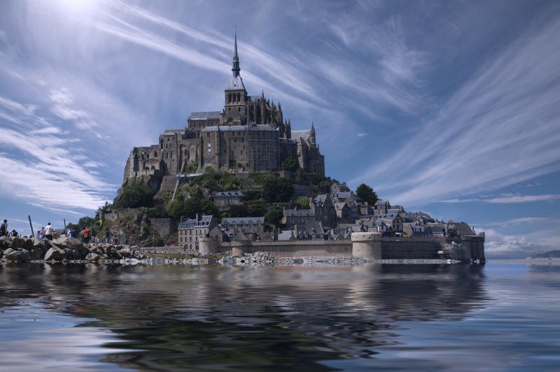Párizs - Normandia és a vadregényes Bretagne - autóbusszal
