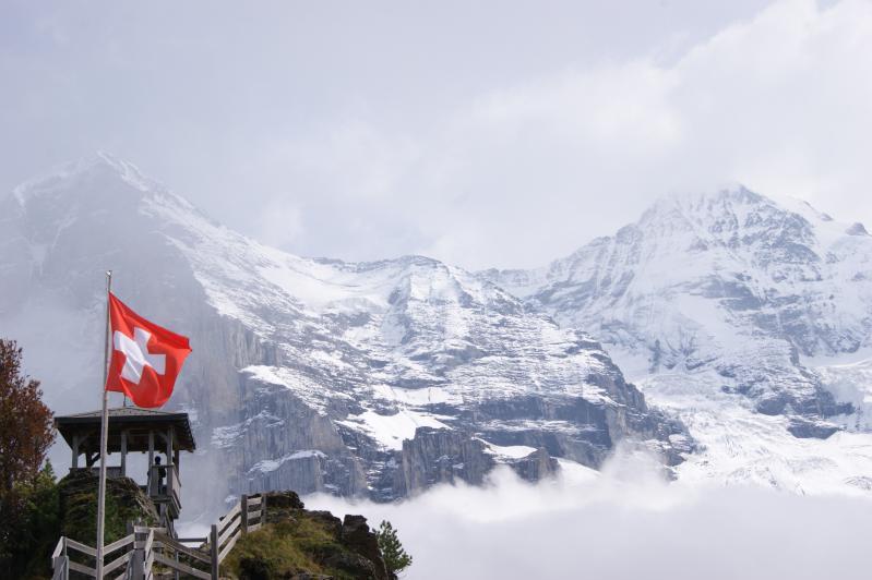 Svájc: a Pilátus és a Jungfrau világa