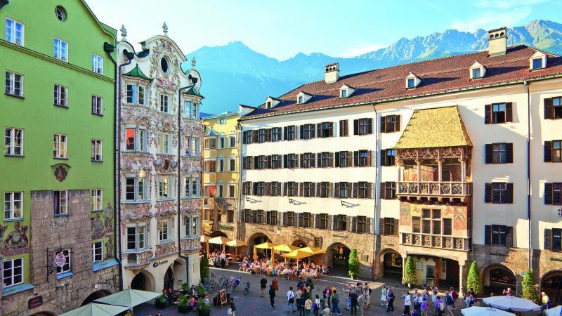 Ausztria hegycsúcAusztria utazás busszal|3sai|2