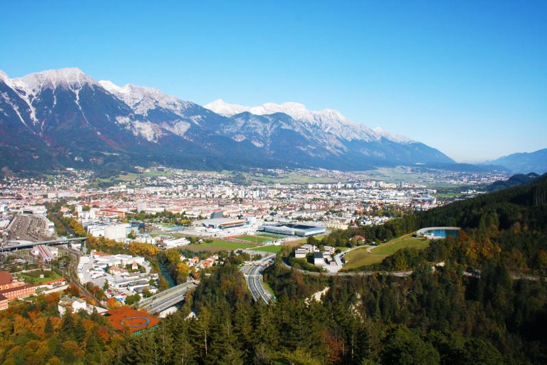 Ausztria hegycsúcsai|2