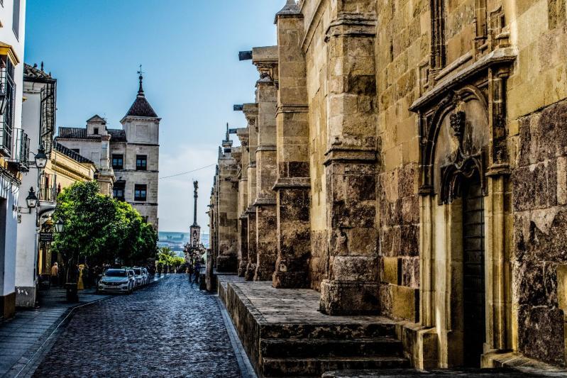 Andalúzia városlátogatás, Cordoba 12