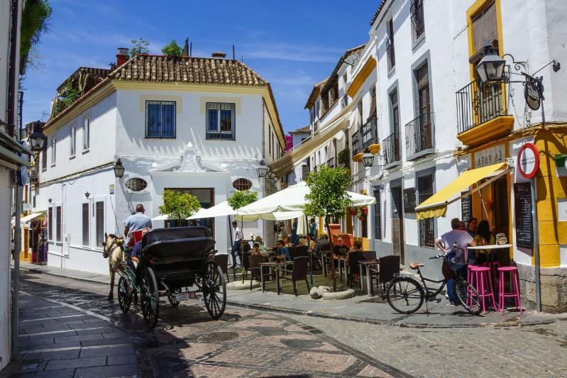 Andalúzia városlátogatás, Cordoba 4
