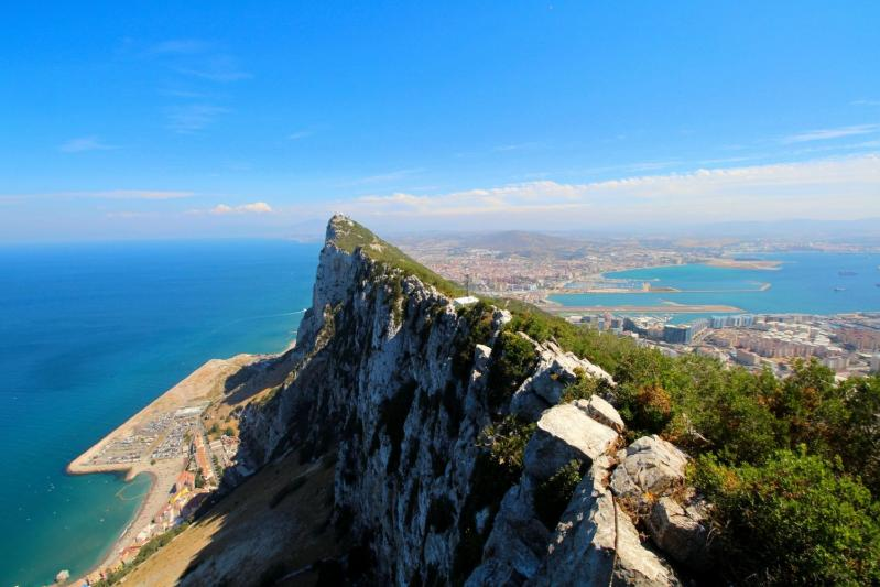 Andalúzia körutazás, Gibraltár 4