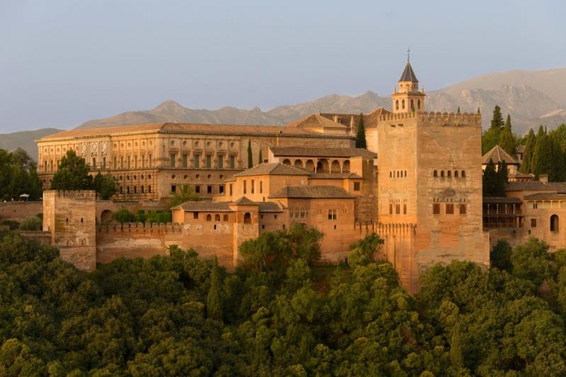 Andalúzia körutazás, Granada 11