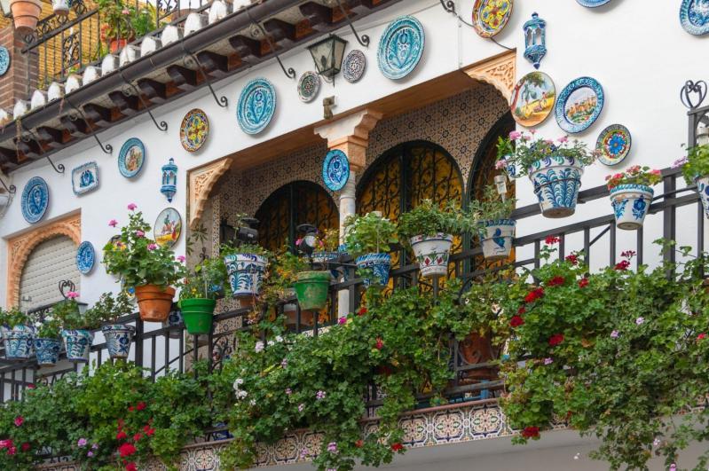 Andalúzia városlátogatás, Granada 14