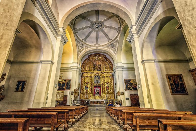 Andalúzia városlátogatás, Granada 2
