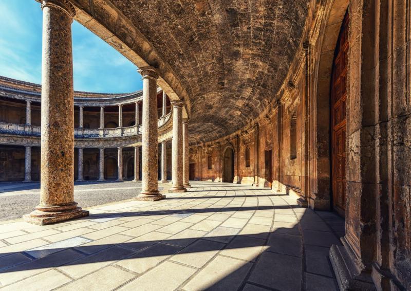 Andalúzia körutazás, Granada 19