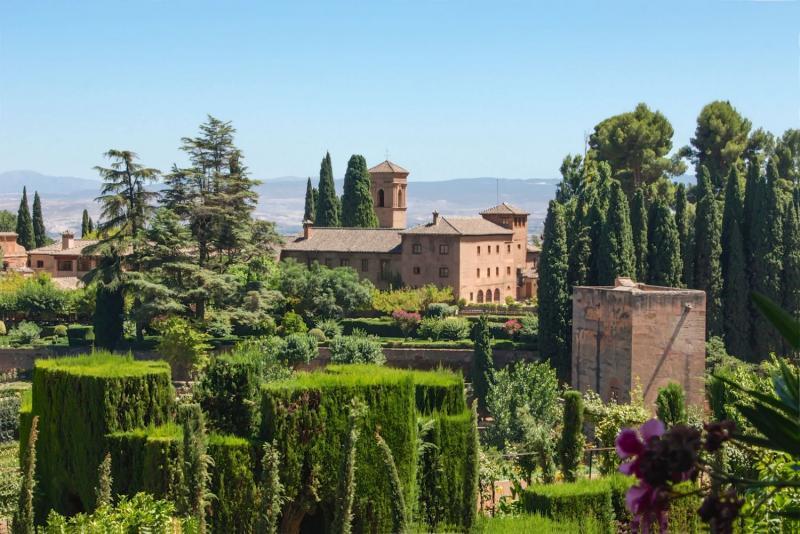 Andalúzia körutazás, Granada 21