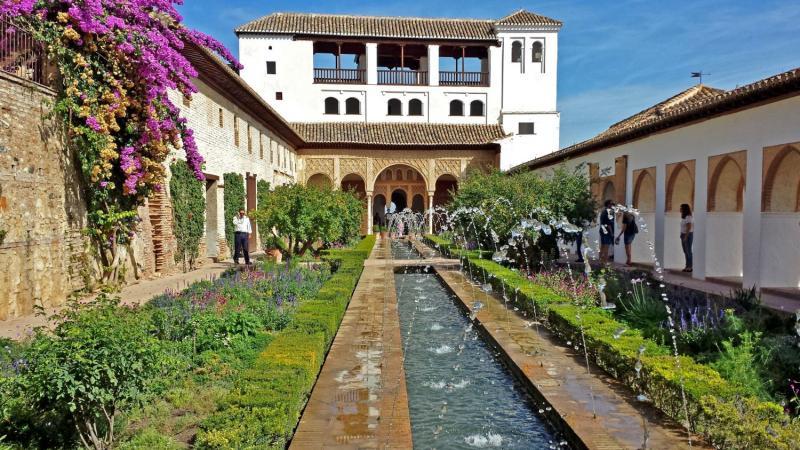 Andalúzia városlátogatás 1