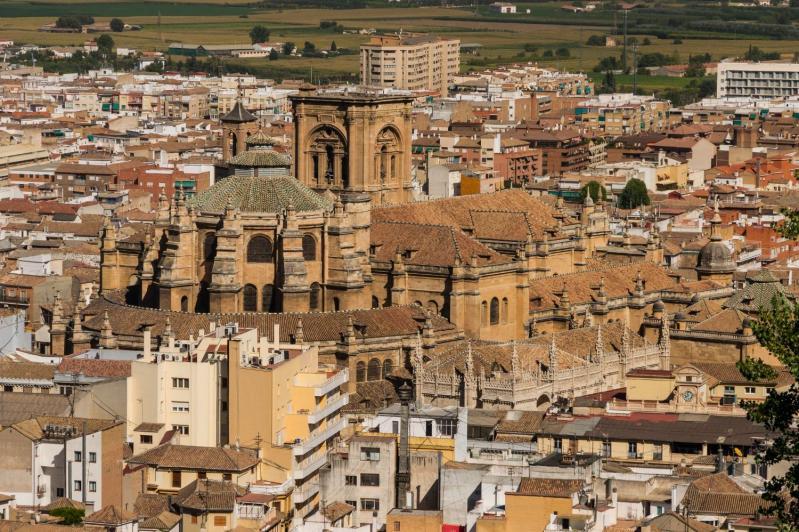 Andalúzia körutazás, Granada 3