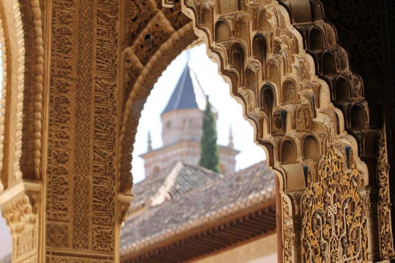 Andalúzia körutazás, Granada 23