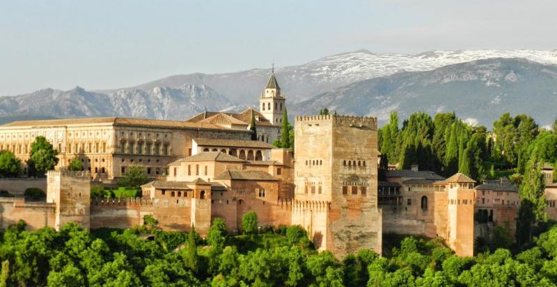 Andalúzia körutazás, Granada 25