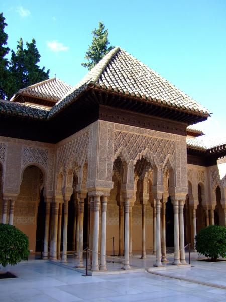 Andalúzia körutazás, Granada 5