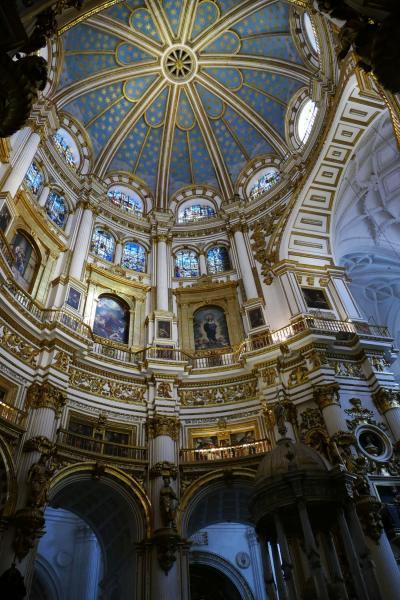 Andalúzia városlátogatás, Granada 6