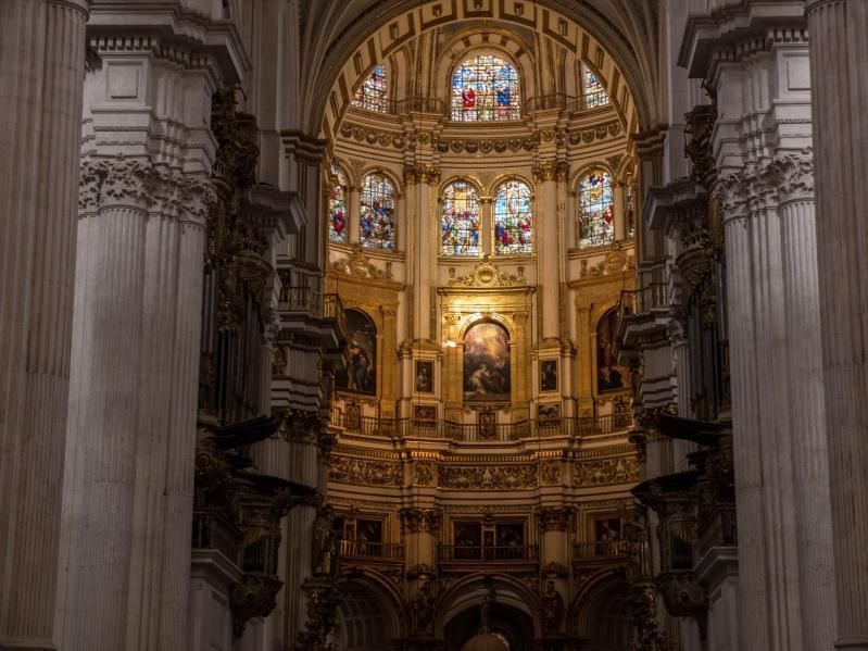 Andalúzia körutazás, Granada 7