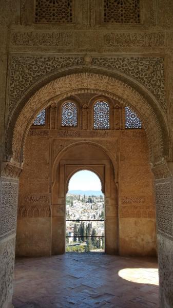 Andalúzia városlátogatás, Granada 8