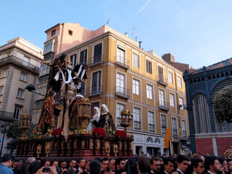 Andalúzia városlátogatás, Malaga 3