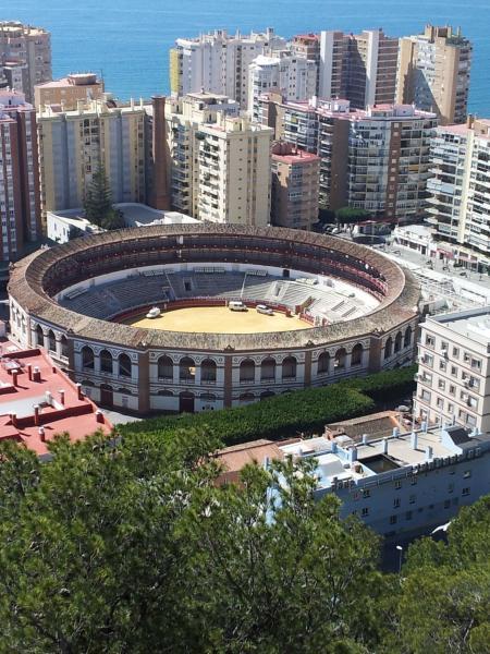 Andalúzia városlátogatás, Malaga 5