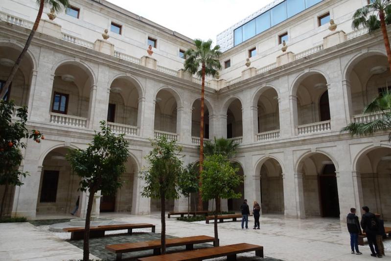 Andalúzia körutazás, Malaga 6